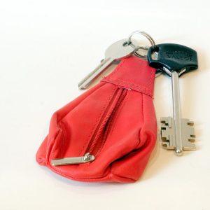 Ādas maisiņš atslēgām, Bellugio